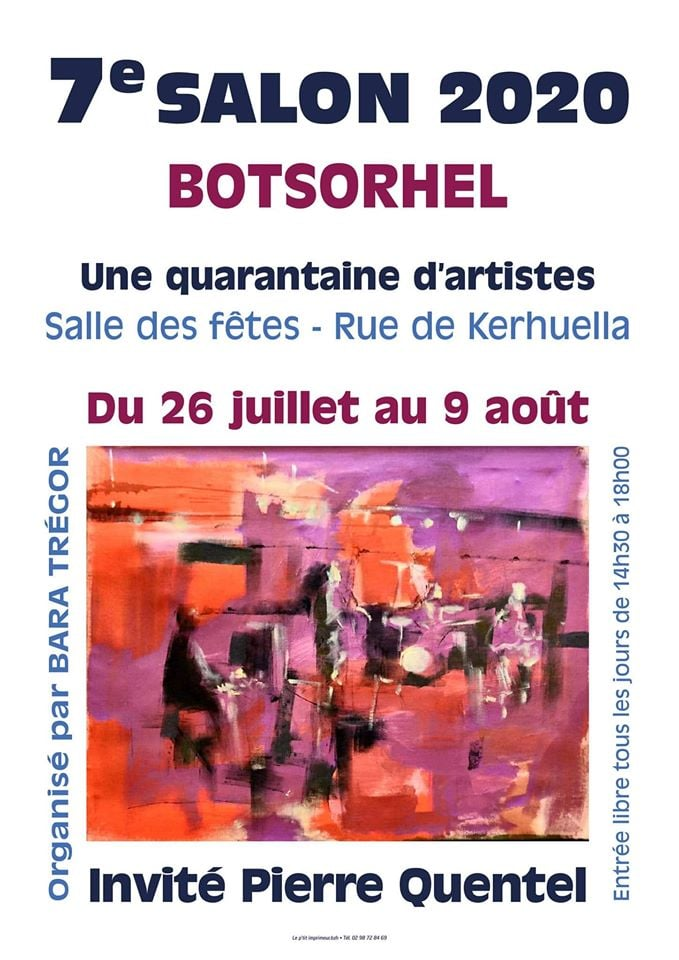 salon d'arts de botsorhel 2020