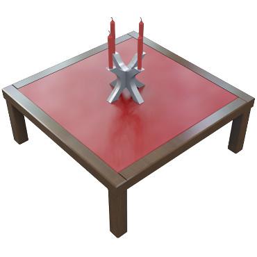 faire soi-même la table basse en bois Lanloup