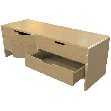 voir les meubles faire soi m me cr s par yab. Black Bedroom Furniture Sets. Home Design Ideas